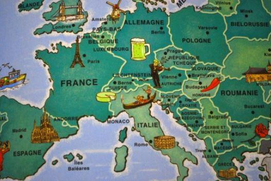 destination vacances europe